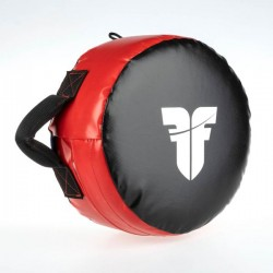 Fighter Round Target MAXI - black/red