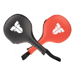 Fighter Target Mitts - black/red