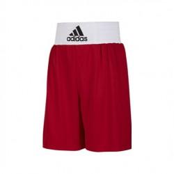 Boxing shorts Base Punch ShoM Red/white