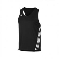 Boxing T-shirt Base Punch TopM BLACK/WHITE