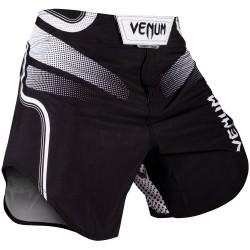 VENUM TEMPEST 2.0 FIGHTSHORTS - BLACK/WHITE
