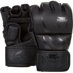 Перчатки VENUM CHALLENGER MMA GLOVES - BLACK/BLACK