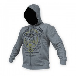 TAPOUT Hooded Zip Thru