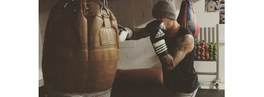 Adidas boxing equipment